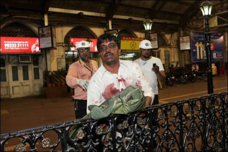 Mumbai Attack Injuries