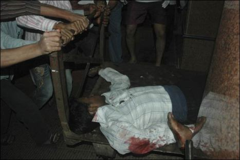Mumbai Attack Casualties