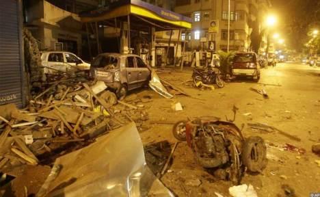 Mumbai Attack's Bomb Attack