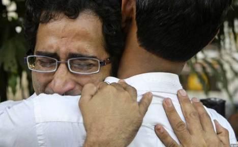 Mumbai Attack: Panic