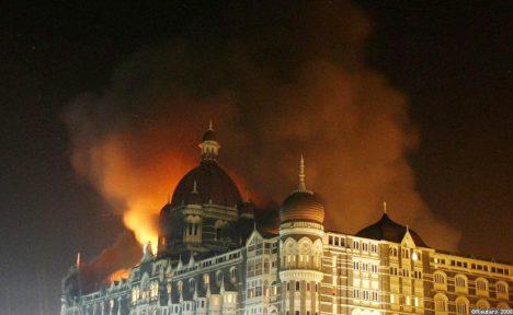 Mumbai Attack: Taj Mehal Hotel