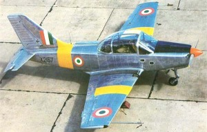 IAF Trainer HPT-32
