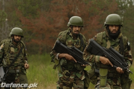 SSG with latest weaponry