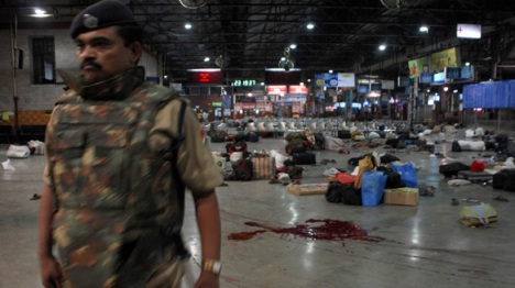 Mumbai Attack: Railway Station