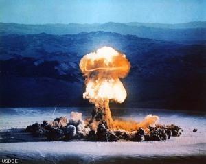 atomic explosion - 4