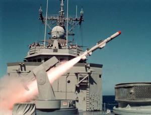 Harpoon Missile