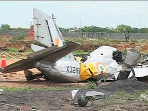 HPT-32 crash