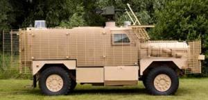 Ridgeback vehicle
