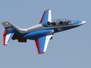 MiG-AT fast jet trainer