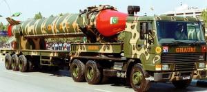 Pakistan's Nuke carrying Ghauri Missile